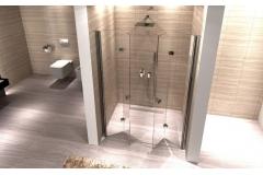 Składane drzwi prysznicowe – co musisz o nich wiedzieć?