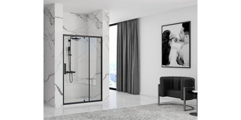 Drzwi uchylne do prysznica – w jakich łazienkach warto je zamontować?