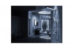 Deszczownice i słuchawki prysznicowe – na co zwrócić uwagę przy zakupie?