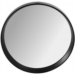 Lustro Ścienne Czarne 39 cm