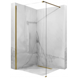 Ścianka Prysznicowa Złota...
