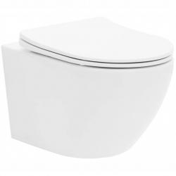 Misa WC Podwieszana Rea Carlo Mini Basic